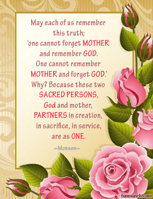 Mother Birds Unconditional Love Quotes. QuotesGram