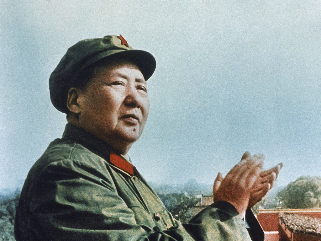 Mao Tse Tung Quotes. QuotesGram