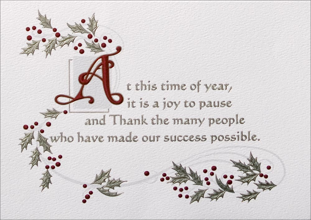 Christmas Quotes For Business And Clients: Holiday Appreciation Quotes. QuotesGram