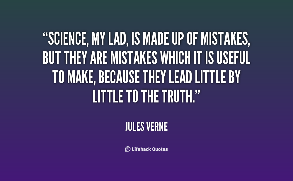 Quotes About Science Quotesgram