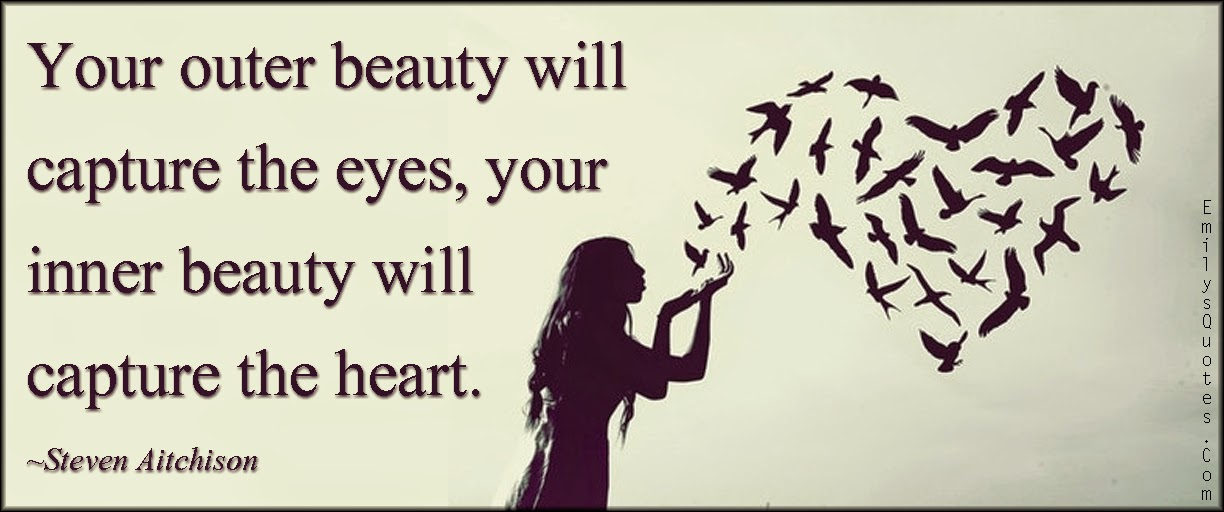 Inner And Outer Beauty Quotes. Quotesgram