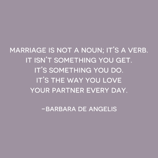 Quotes About Marriage from Wise Women and Men