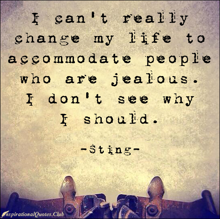 quotes about jealous people - photo #31