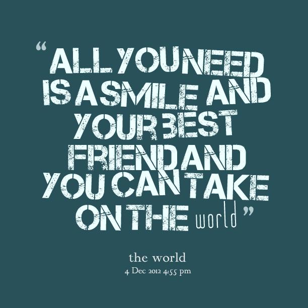 All Smiles Quotes Quotesgram