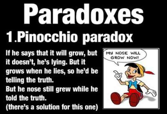 Famous Paradox Quotes. QuotesGram
