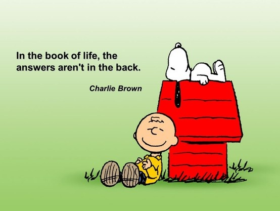Charlie Brown Positive People Quotes. QuotesGram