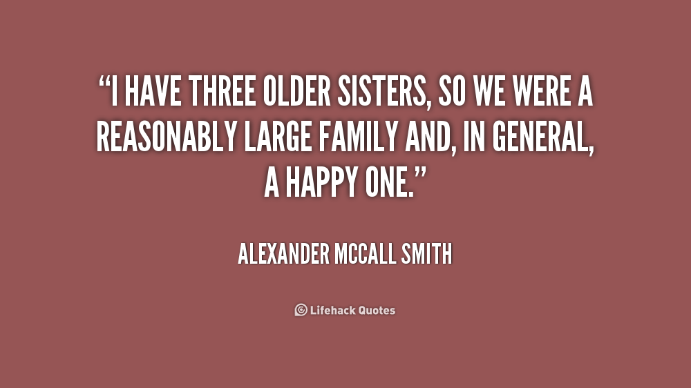 older sister quotes from younger sister - photo #24