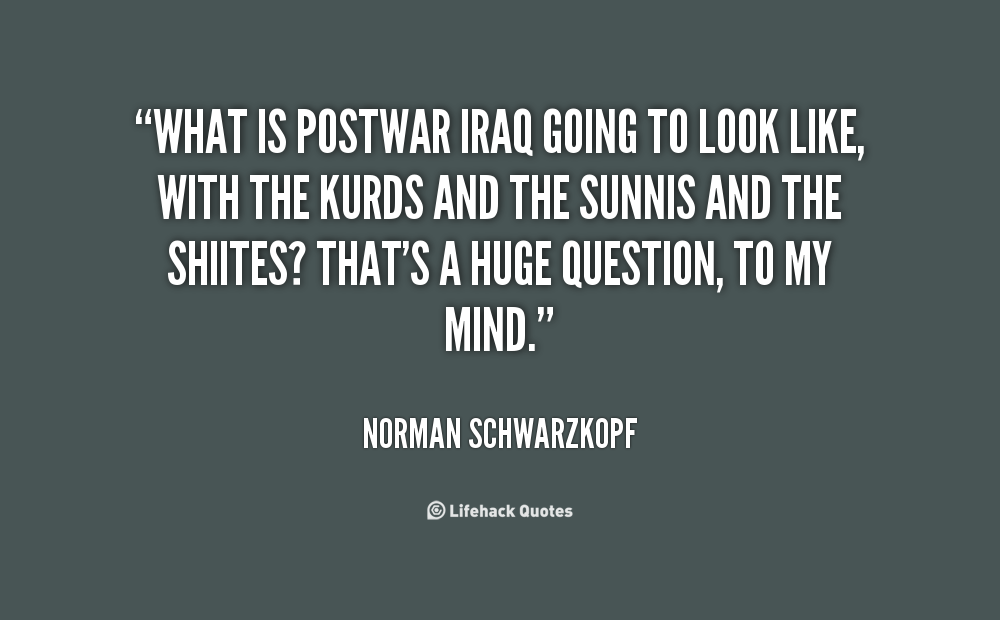 Norman Schwarzkopf Quotes. QuotesGram