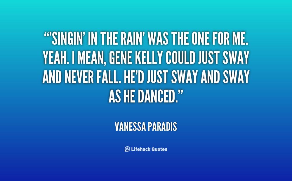 Famous Quotes About Rain. QuotesGram