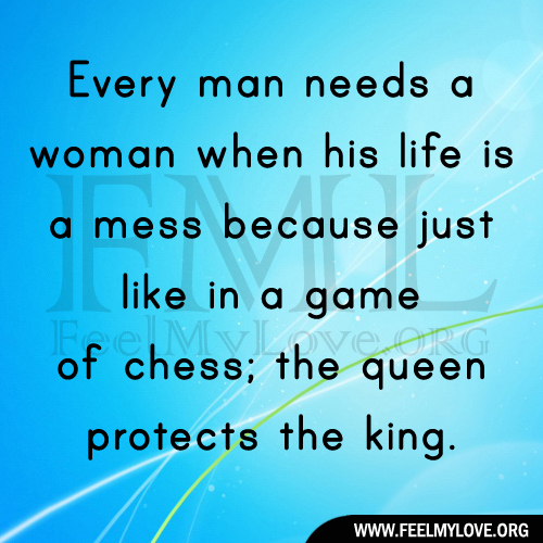 Messed Up Life Quotes: When A Man Loves A Woman Quotes. QuotesGram