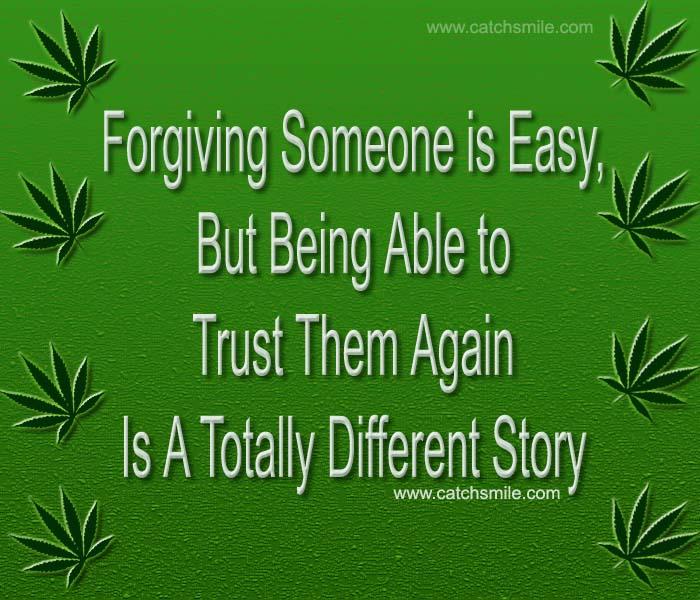 Forgiving Someone You Love Quotes. QuotesGram