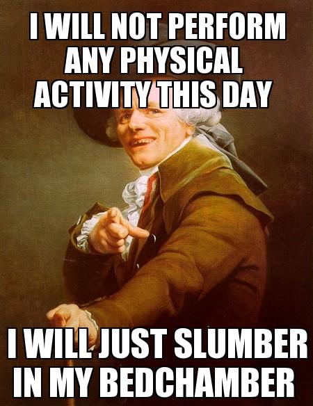 Lazy Day - Meme on Imgur