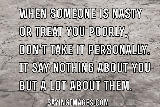 Nasty Person Quotes