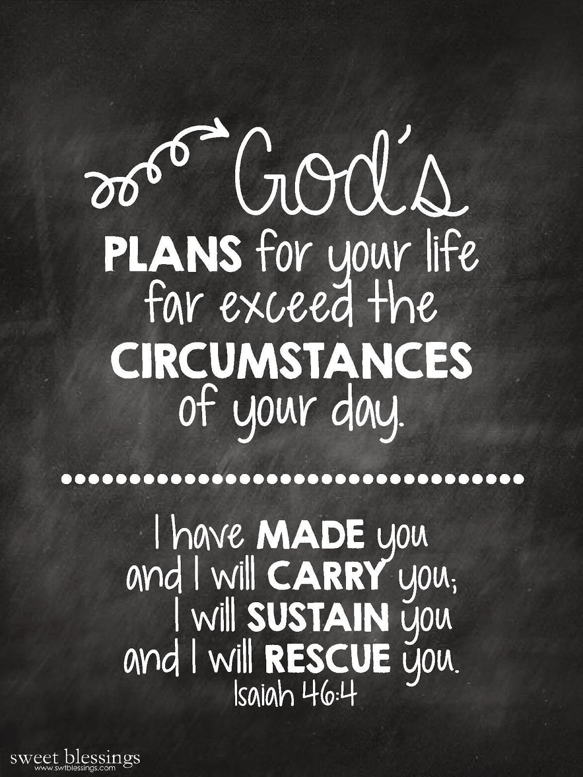 Gods Will Quotes About Circumstances. QuotesGram