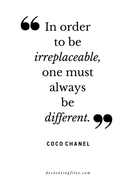 coco chanel quotes in french quotesgram