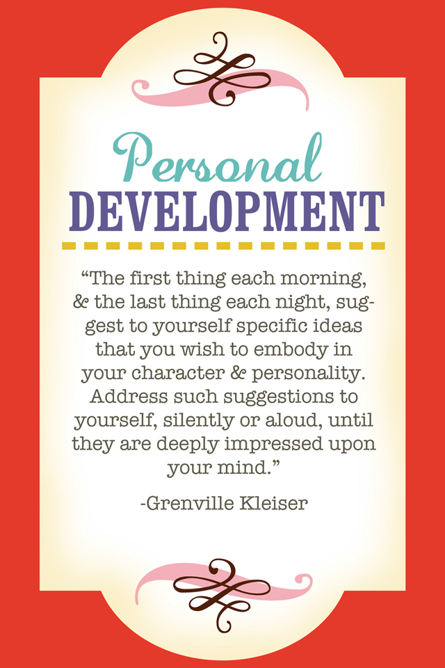 Personal Growth And Development Personal Development Q...