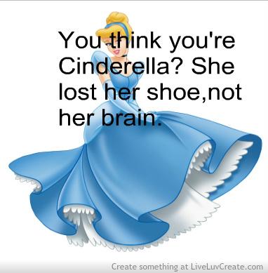 Quotes From Movie Cinderella Shoes QuotesGram