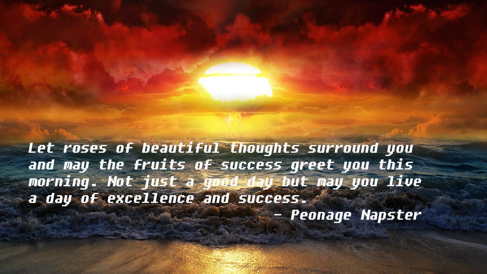 Motivational Quotes About Sunrise. QuotesGram