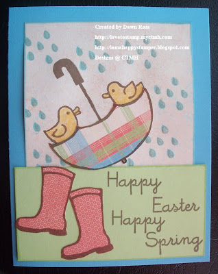 Adult Card E Easter 84