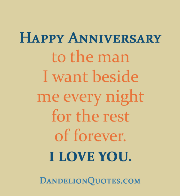 Love Quotes For Husband Anniversary. QuotesGram