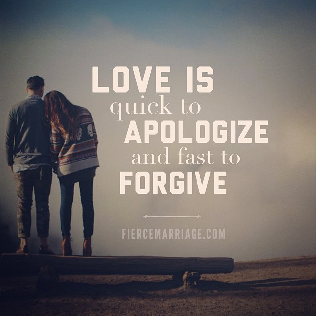 Always Forgive Quotes: Forgiveness In Marriage Quotes. QuotesGram
