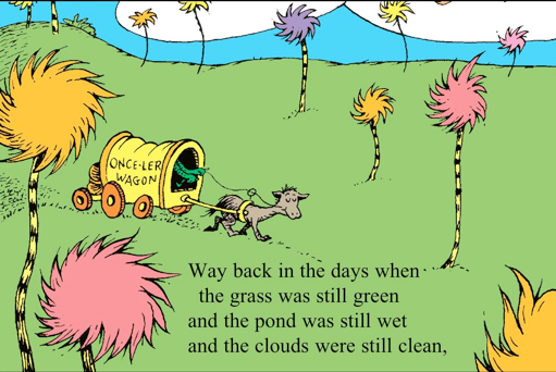 the lorax recycling quotes quotesgram