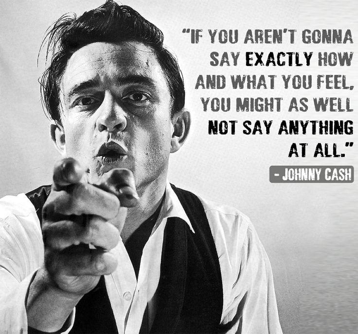 johnny cash quotes  quotesgram