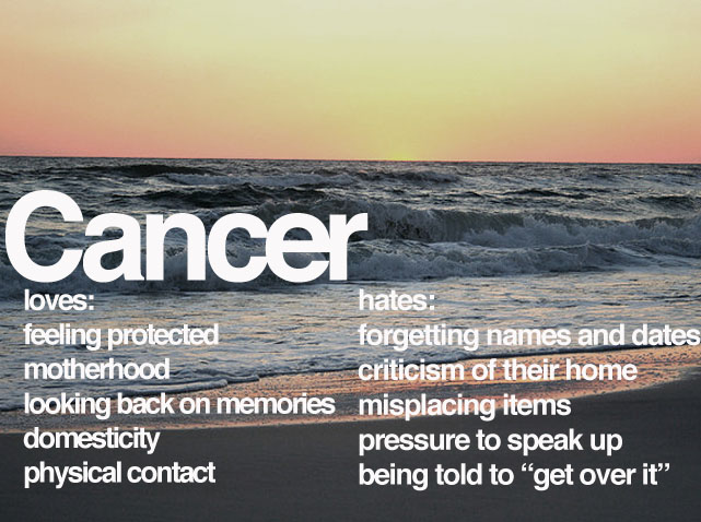 Cancer Zodiac Quotes Images: Cancer Horoscope Woman Quotes. QuotesGram