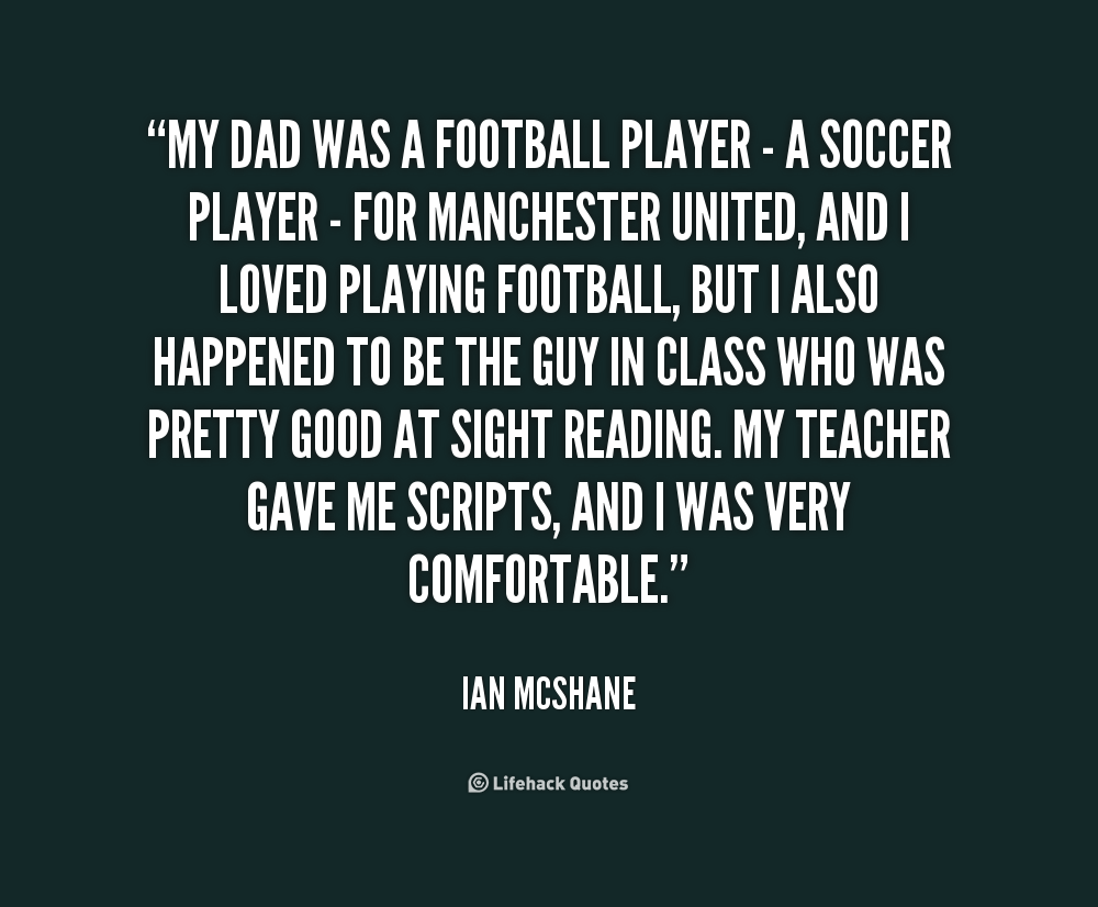 Famous Quotes From Football Players. QuotesGram Football Quotes For Players