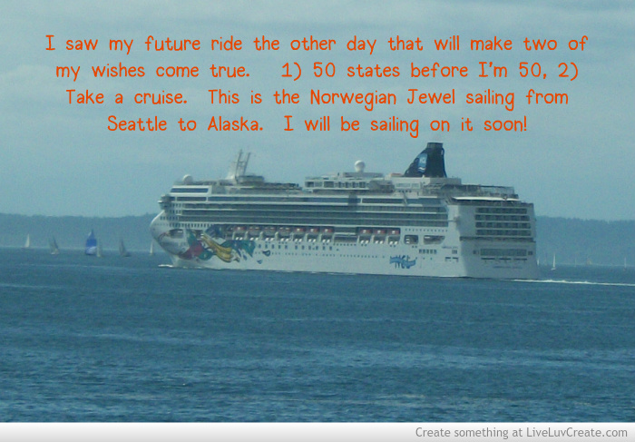 1000 Cruise Quotes On Pinterest: Funny Quotes About Cruise Ships. QuotesGram