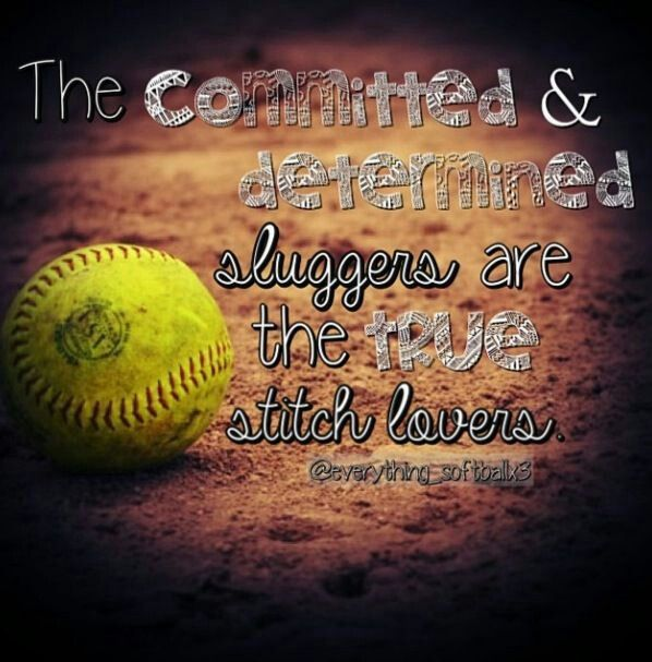 Motivational Softball Quotes: Great Inspirational Quotes About Softball. QuotesGram