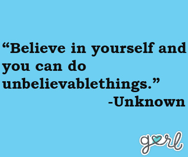 Inspirational Self Quotes For Teens. QuotesGram