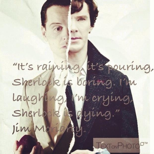 Professor moriarty quotes quotesgram - Jim Moriarty Sherlock Quotes Quotesgram