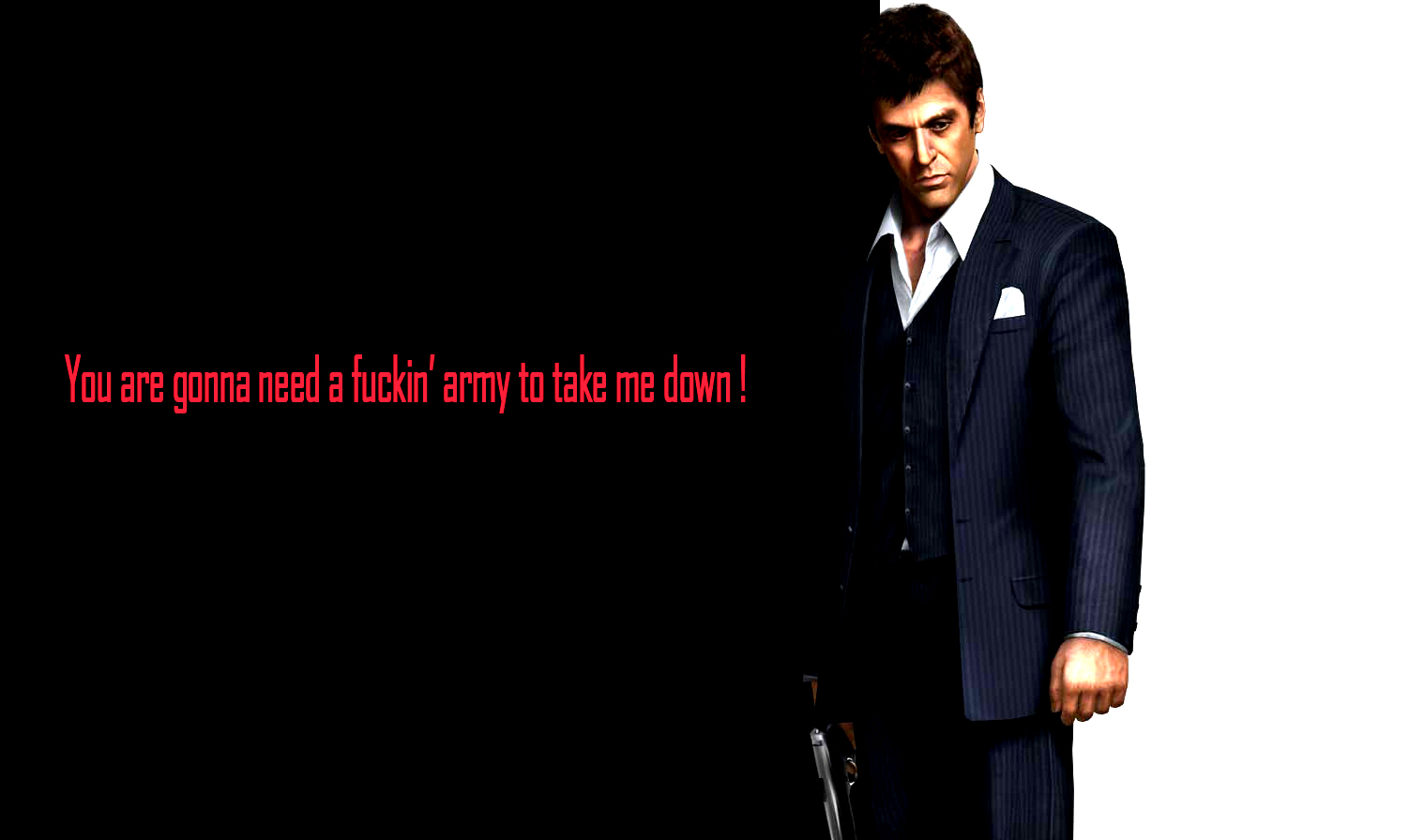 scarface wallpaper quotes pictures - photo #34