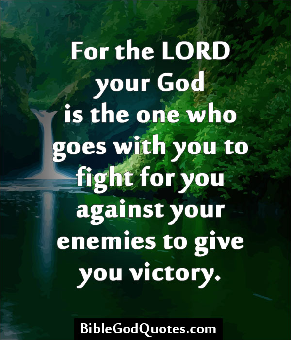 Fighting The Good Fight Quotes: Quotes About Victory Over Enemies. QuotesGram