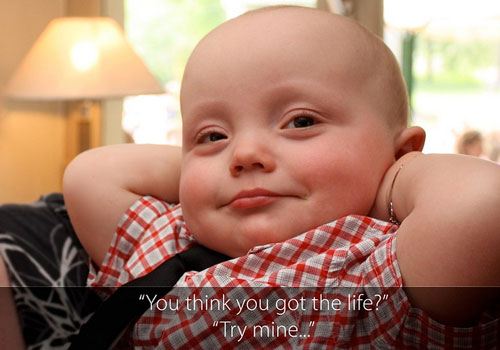 Baby Smile Quotes And Sayings. QuotesGram