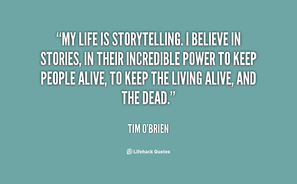 an introduction to the life of tim obrien Tim o'brien biography - william timothy o'brien is a renowned american writer, famous for writing novels on vietnam war his chief works include the things they carried and going after cacciato.