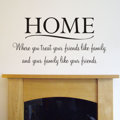 home quotes - 500×501
