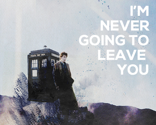 Doctor Who Sad Quotes....