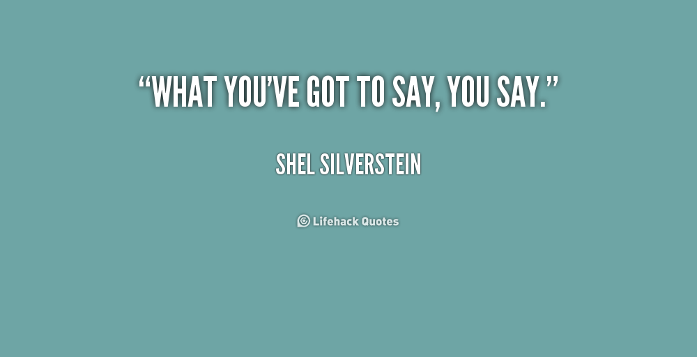 Inspirational Quotes From Shel Silverstein: Shel Silverstein Quotes About Family. QuotesGram