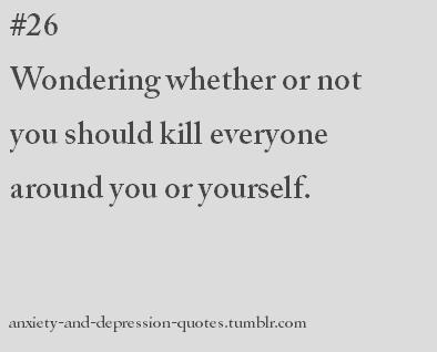anxiety and depression quotes quotesgram