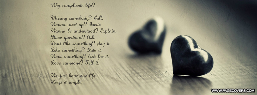 Quotes About A Simple Life: Keep Life Simple Quotes. QuotesGram