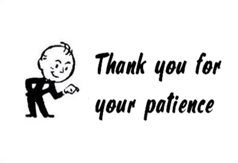 Me for being thank you patient with 43+ Best