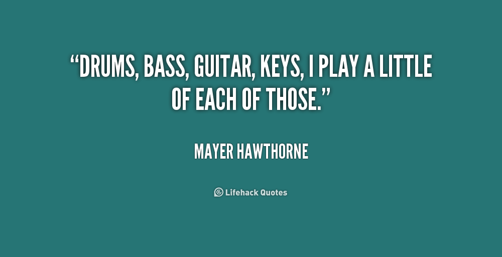 bass guitar and drums relationship goals
