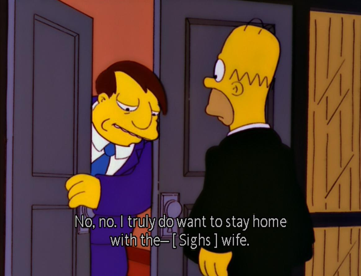 Mayor Quimby Quotes Quotesgram