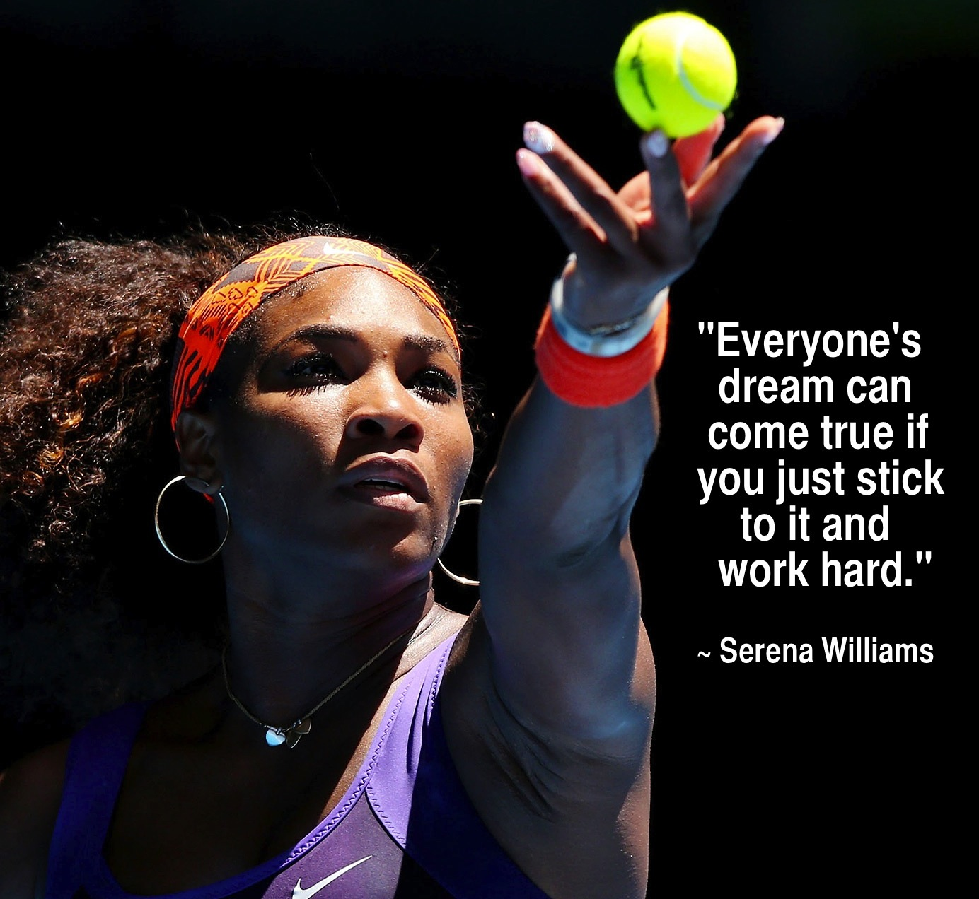 serena williams quotes  quotesgram