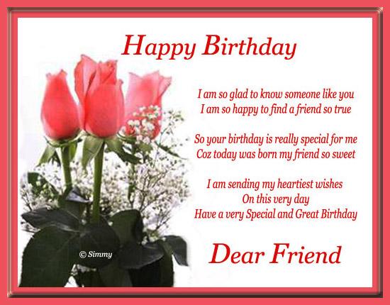 Happy Birthday Godmother Quotes Quotesgram: Happy Birthday Dear Friend Quotes. QuotesGram