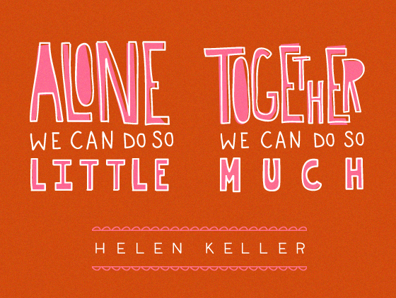 Social collaboration quotes