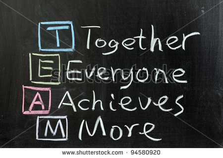 chalkboard team work quotes quotesgram