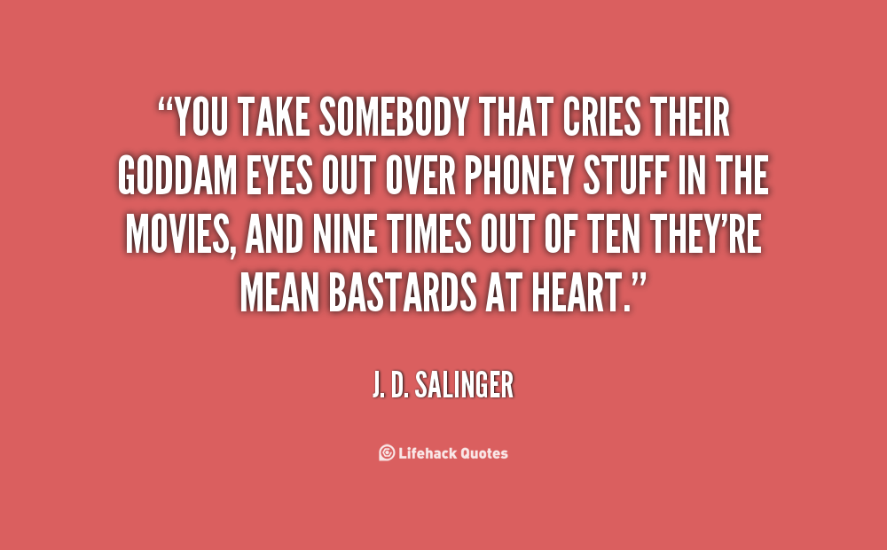 Why did J D Salinger spend the last 60 years hiding in a shed writing love notes to teenage girls?